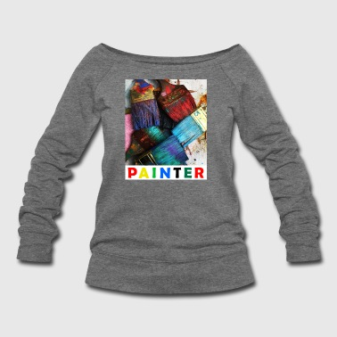PAINTER - Women's Wideneck Sweatshirt