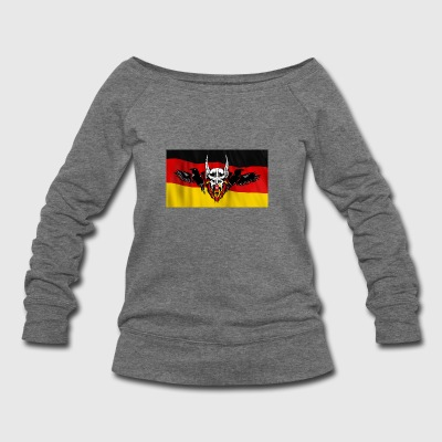 Soo Germany 2 - Women's Wideneck Sweatshirt