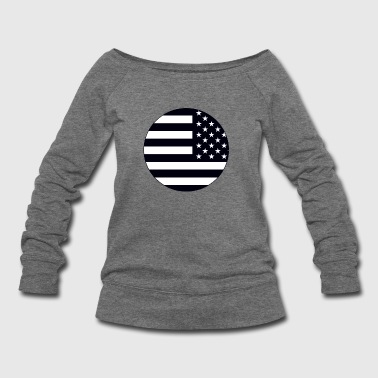 Patriot - Women's Wideneck Sweatshirt