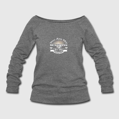 Valentine's day gifts - Women's Wideneck Sweatshirt