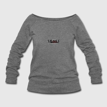 FadedMenaceClothing - Women's Wideneck Sweatshirt