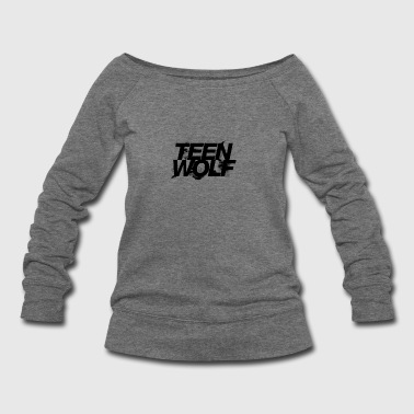 teen wolf - Women's Wideneck Sweatshirt