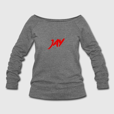 3jay - Women's Wideneck Sweatshirt