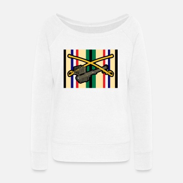 Stinger Desert Storm Stinger - Women's Wide-Neck Sweatshirt