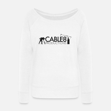 Set On Set - Women's Wide-Neck Sweatshirt