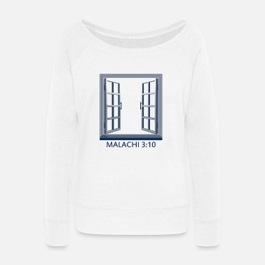 Windows Windows - Women's Wide-Neck Sweatshirt