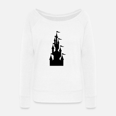 Kingdom kingdom - Women's Wide-Neck Sweatshirt