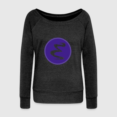 (logo) - Women's Wideneck Sweatshirt