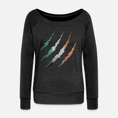 Irish Music Irish - Women's Wideneck Sweatshirt