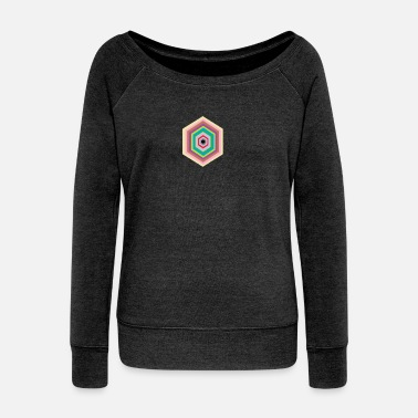 Pattern PATTERN - Women's Wideneck Sweatshirt