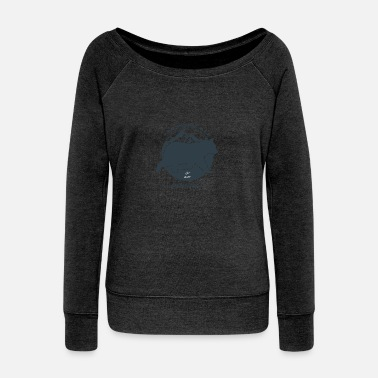 Wilderness Wilderness - Women's Wideneck Sweatshirt