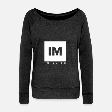 Studio 1 MILLION Dance Studio - Women's Wideneck Sweatshirt