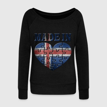 Iceland - Women's Wideneck Sweatshirt