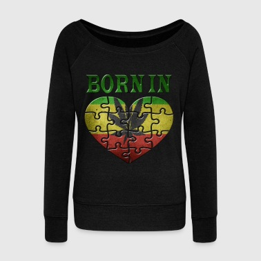Jamaica - Women's Wideneck Sweatshirt