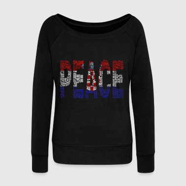 Croatia - Women's Wideneck Sweatshirt