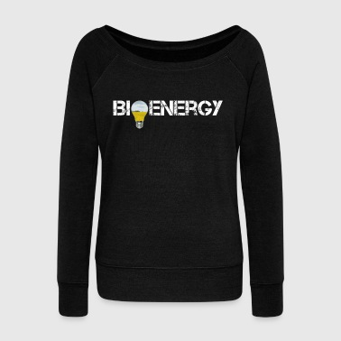 Global Bioenergy - Women's Wideneck Sweatshirt