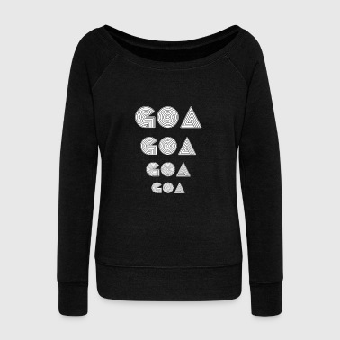 GOA - Women's Wideneck Sweatshirt