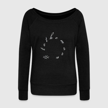 Dollar crypto currency - Women's Wideneck Sweatshirt