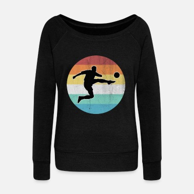 Fan Soccer - Women's Wideneck Sweatshirt