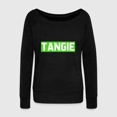 Cannabis Tangie - Women's Wideneck Sweatshirt