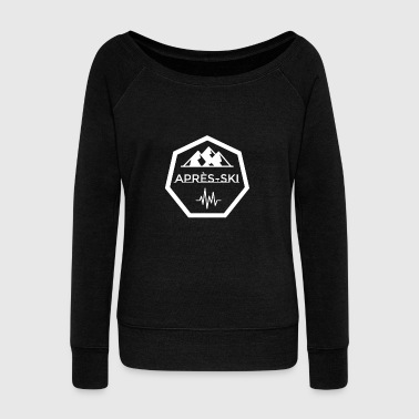 Kitzbühel Alpine Club - Women's Wideneck Sweatshirt