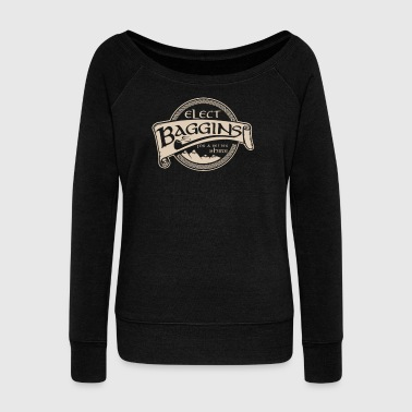 Elect Baggins - Women's Wideneck Sweatshirt