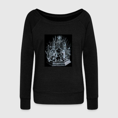 Ghastly Musicale - Women's Wideneck Sweatshirt