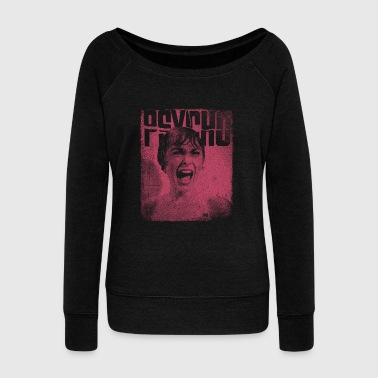 psycho - Women's Wideneck Sweatshirt