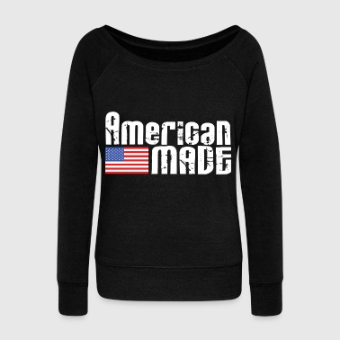 USA - Women's Wideneck Sweatshirt