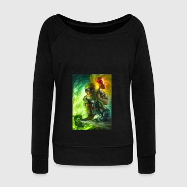 Gnome - Women's Wideneck Sweatshirt