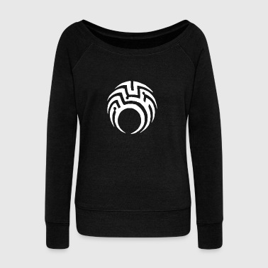 tribal Shirt Unisex - Women's Wideneck Sweatshirt