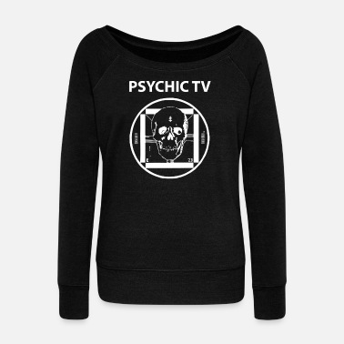 Psychic Psychic TV - Women's Wideneck Sweatshirt