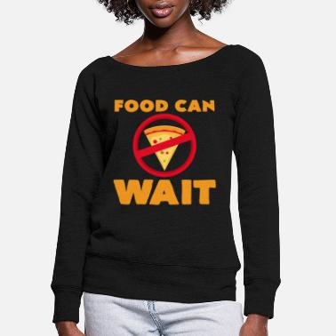Diet Diet - Women's Wide-Neck Sweatshirt