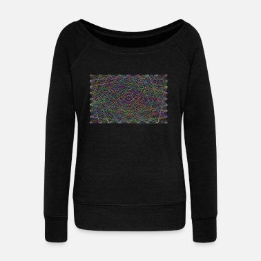 Networking network - Women's Wideneck Sweatshirt