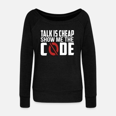 9e2c30b5 Show Me the Code Women's Rolled Sleeve T-Shirt | Spreadshirt