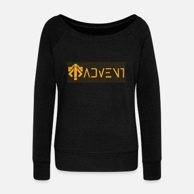 Advent advent coalition - Women's Wide-Neck Sweatshirt
