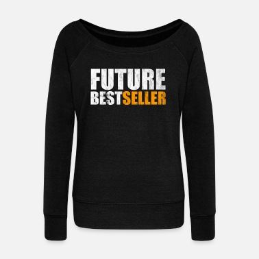 Bestseller Future bestseller - Women's Wide-Neck Sweatshirt