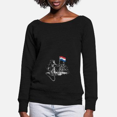 The Netherlands The Netherlands - Women's Wide-Neck Sweatshirt