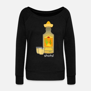 Shot Shots - Women's Wideneck Sweatshirt