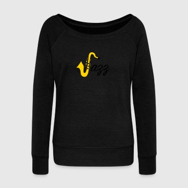 Jazz - Women's Wideneck Sweatshirt