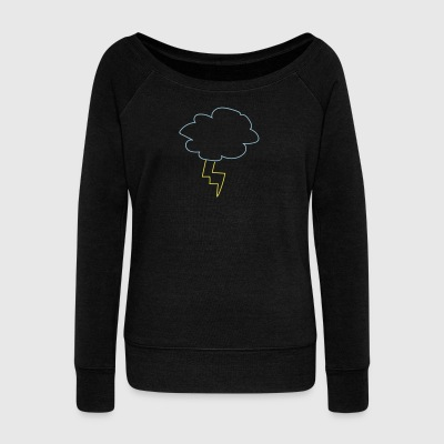 Lightning Lord - Women's Wideneck Sweatshirt