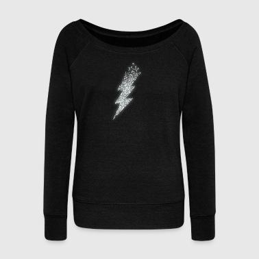 Electro Music - Women's Wideneck Sweatshirt
