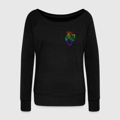 Pride 2 0 - Women's Wideneck Sweatshirt