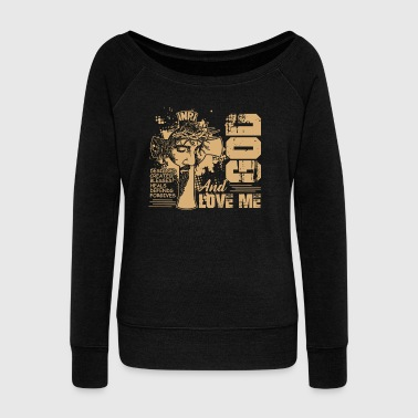 Son Of God Shirt - Women's Wideneck Sweatshirt