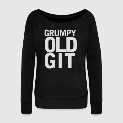 Grumpy - Women's Wideneck Sweatshirt