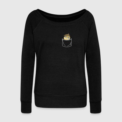 Potato - Women's Wideneck Sweatshirt