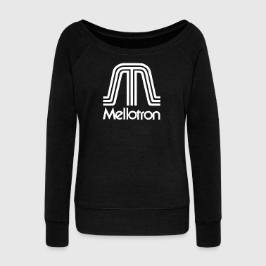 Mellotron Top The Beatles - Women's Wideneck Sweatshirt