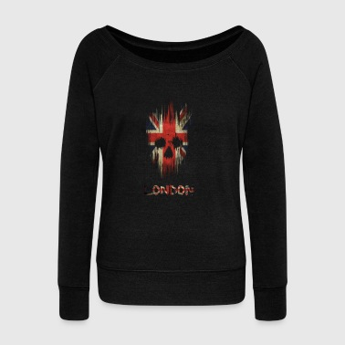 LONDON - Women's Wideneck Sweatshirt