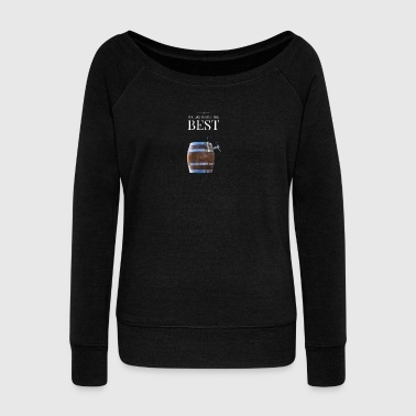 Beer - Women's Wideneck Sweatshirt