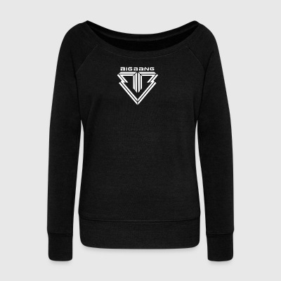 kpop Big Bang - Women's Wideneck Sweatshirt
